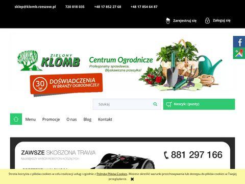 Www.sklep.klomb.rzeszow.pl