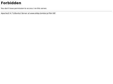 TOMBUT buty żelazka