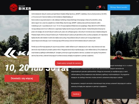 Biker Twój internetowy sklep rowerowy