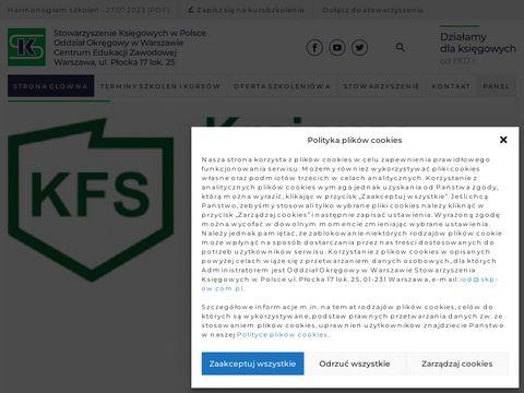 Stowarzyszenie KsiÄ™gowych w Polsce - Oddzial OkrÄ™gowy w Warszawie