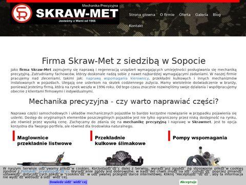 Www.skraw-met.com.pl