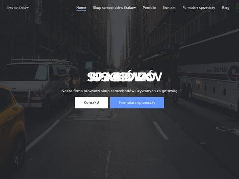 Skup Samochodów Kraków Skup Aut Kraków