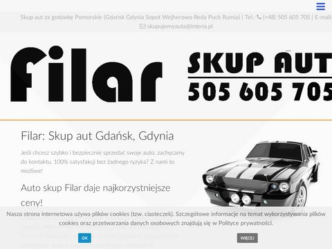 Auto skup Filar - Skup aut za Got贸wk臋