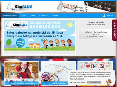 Skyblue.edu.pl