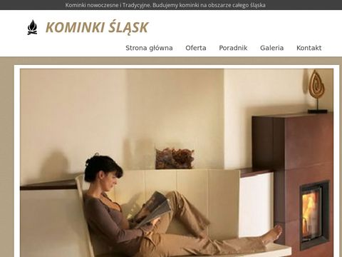 Abramczyk - Kominki 艢l膮sk