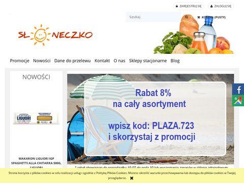 Www.sloneczko-sklep24.pl
