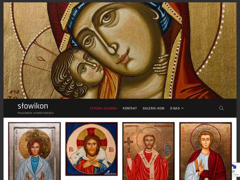 S艂owikon - pracownia ikon i tkactwa gobelinowego