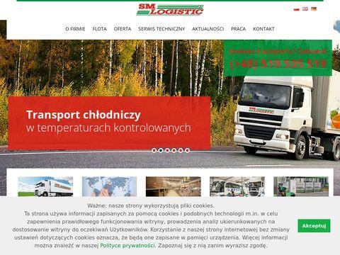 SM Logistic - Profesjonalny serwis naczep