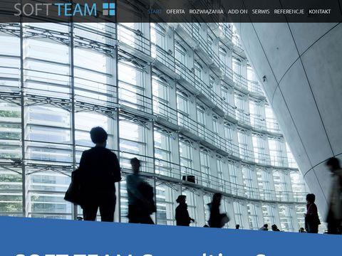 Soft-Team, SAP Business One ÅšlÄ…sk