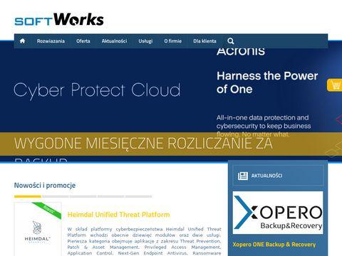 Softworks - audyt, zarzÄ…dzanie i narzÄ™dzia dla IT