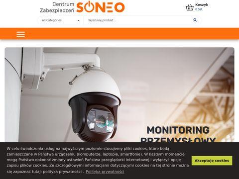 Systemy monitoringu Tychy - soneo.pl