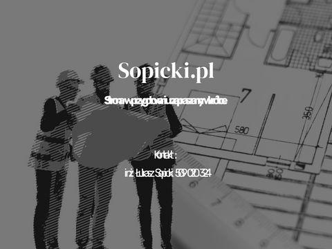Brukarstwo - Inż. �ukasz Sopicki