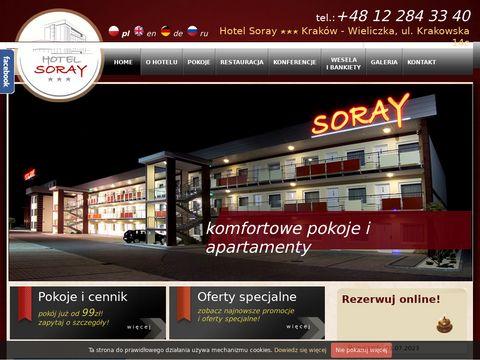 Hotel Wieliczka Soray