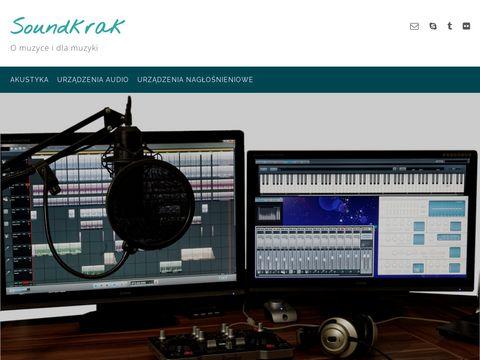 SOUND-KRAK S.C. zabudowa wozów transmisyjnych