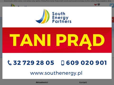 South Energy Partners energia elektryczna dla firm