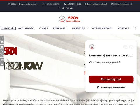 Stowarzyszenie Pośredników w Obrocie Nieruchomościami Pomorza i Kujaw