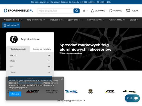 Sportwheels.pl - opony i felgi