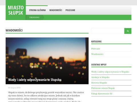 SÅ'upski Serwis Informacyjny