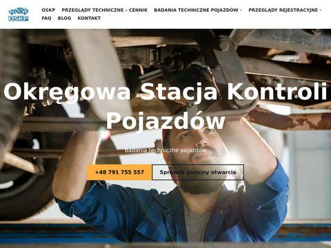 Badanie techniczne pojazdu Poznań