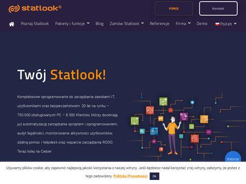 Statlook 庐 Audyt Oprogramowania, Monitoring i Zarz膮dzanie IT