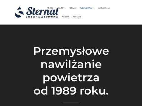 STERNAL INTERNATIONAL SPÓ�KA Z O.O. SZCZECIN systemy mgłowe