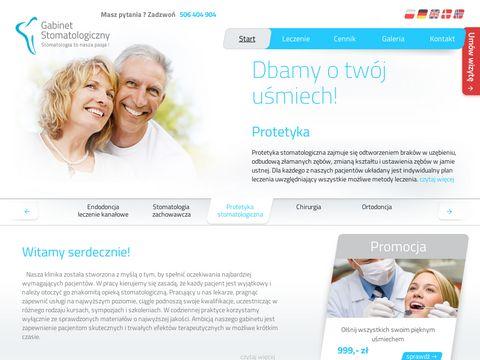 Tani stomatolog Szczecin