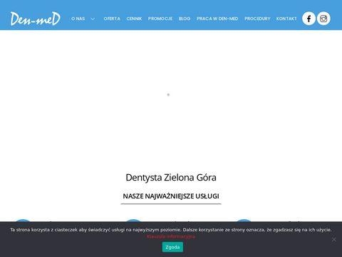 Dentyści w Zielonej Górze