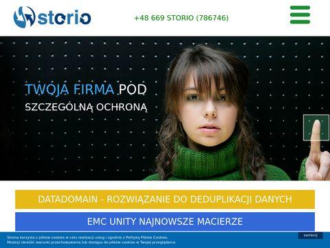 Backup online - Storio.pl