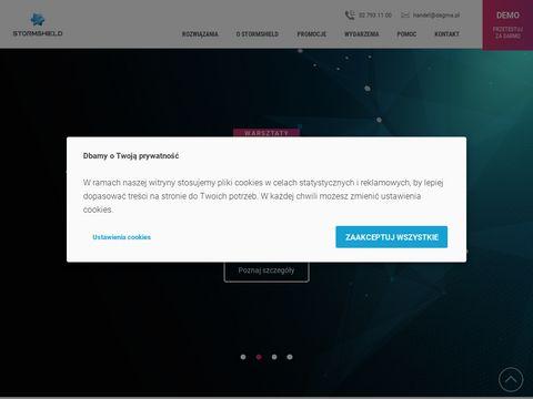 Stormshield - utm, firewall, ips
