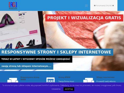 Rafa艂 Ga艂膮zka Web Design Studio Tworzenie Stron Internetowych