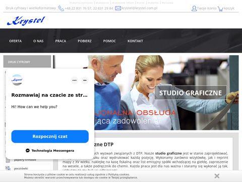 Studio graficzne, studio DTP, impozycja, prepress,