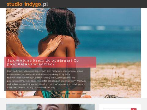 Serwis o zmarszczkach - Studio-Indygo.pl
