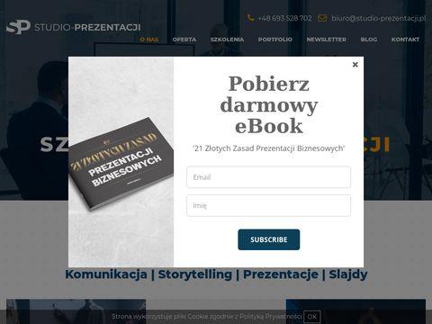 Szkolenie PowerPoint - studio-prezentacji.pl