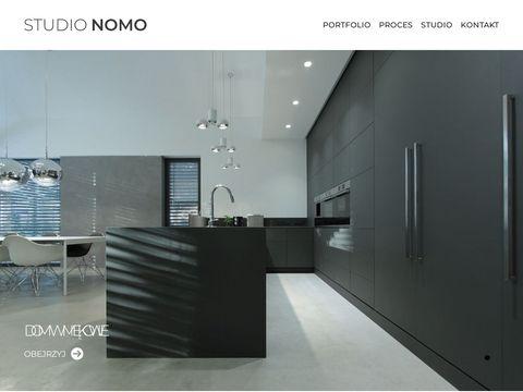 Studio Nomo - Projekty wnętrz, aranżacja wnętrz Poznań