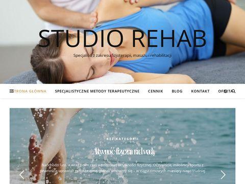 Studiorehab.pl - rehabilitacja Rzeszów