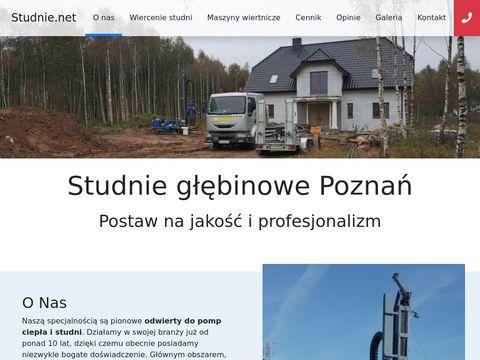 Odwierty pionowe - studnie.net