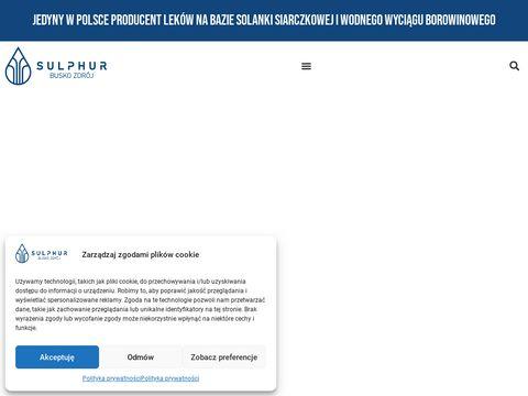 Http://sulphur.com.pl