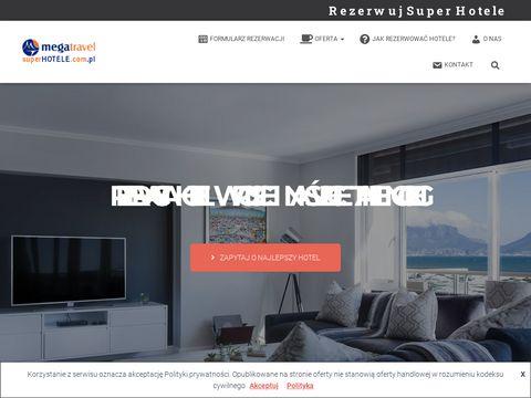 Hotele Warszawa