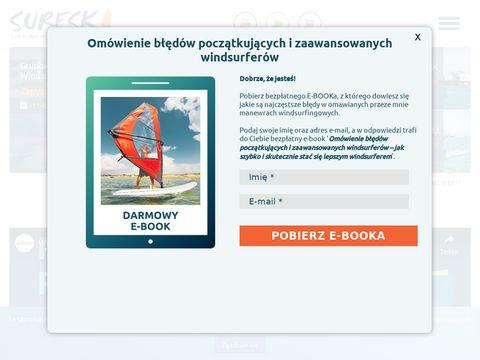 Wyjazdy i szkolenia windsurfingu, kitesurfingu, surfingu, 偶eglarstwa, nurkowania,