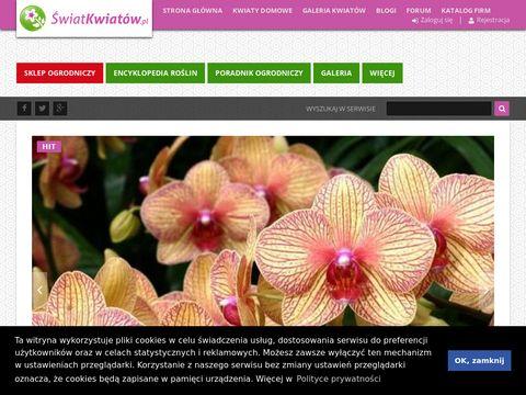 Ogrody - Encyklopedia Kwiat贸w