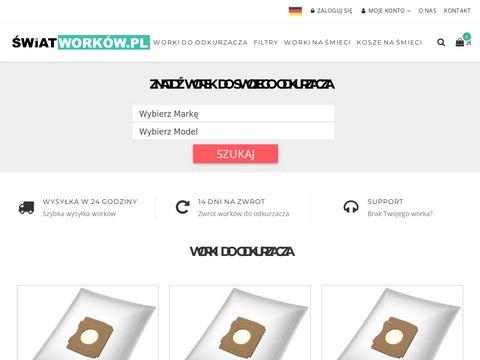 SwiatWorkow.pl - worki do odkurzacza