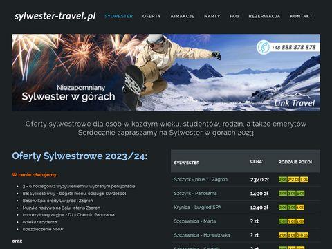 Sylwester.travel.pl - organizacja zabawy sylwestrowej