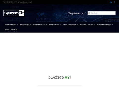 Szafy Serwerowe Szczecin - system-it.pl