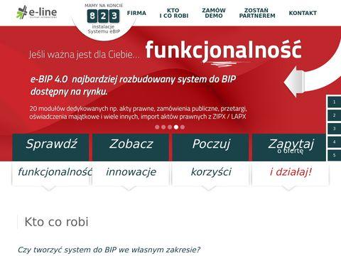 BIP system dla Twojego przedsiÄ™biorstwa.