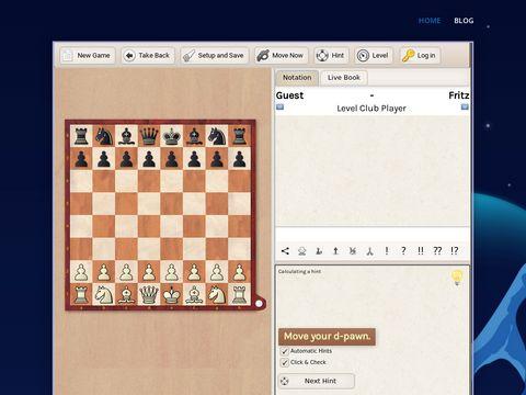 Zagraj w szachy online