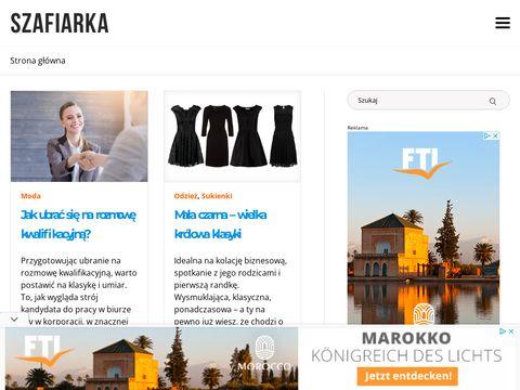 Szafiarka.pl - porady modowe