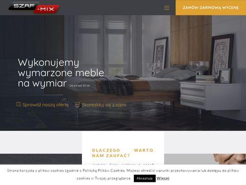 Meble na zam贸wienie na wymiar Warszawa - Szaf-mix