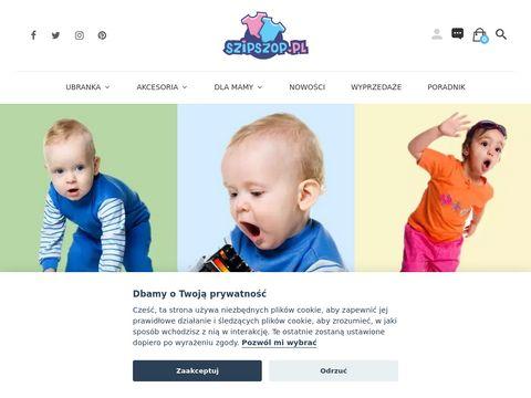 Ubranka niemowlÄ™ce i wyprawka dla noworodka