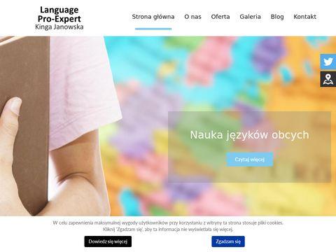 Szkolajezykowaczechowice.pl