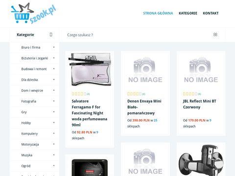Szook.pl Wyszukiwarka Internetowa Pozycjonowanie stron